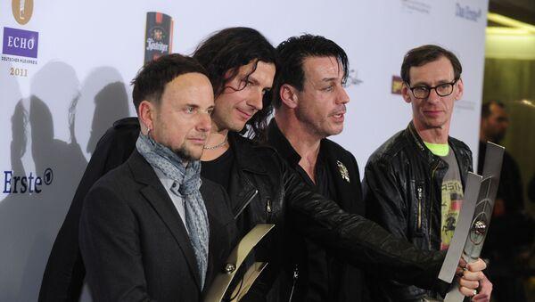 Група Rammstein - Sputnik Беларусь