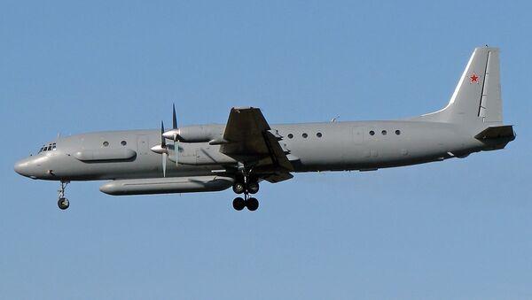 Самолет Ил-20, архивное фото - Sputnik Беларусь