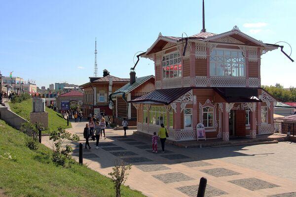 Модный квартал – самый центр Иркутска. Рай для туристов и гурманов. - Sputnik Беларусь