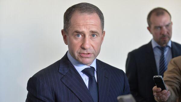 Пасол Расіі ў Беларусі Міхаіл Бабіч - Sputnik Беларусь