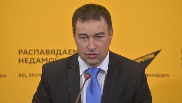 Аляксандр Сідарэнка - Sputnik Беларусь
