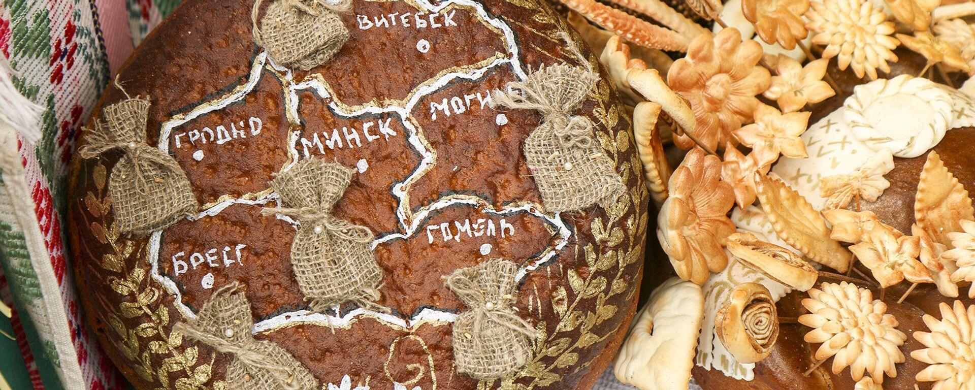 Вершы пра хлеб: скарынка, скіба, луста, акраец, каравай - Sputnik Беларусь, 1920, 13.05.2019