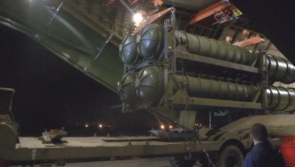Россия поставила в Сирию комплексы С-300 - Sputnik Беларусь