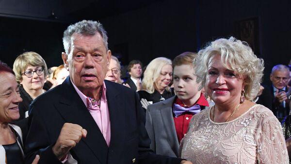 Народный артист РСФСР Николай Караченцов - Sputnik Беларусь
