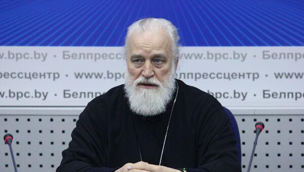Мітрапаліт Мінскі і Заслаўскі Павел - Sputnik Беларусь
