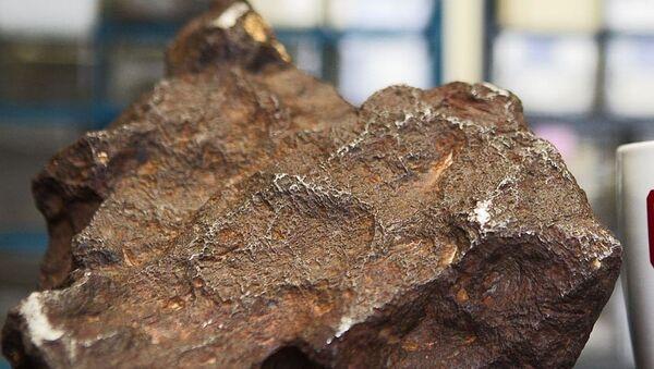 Обнаруженный метеорит - Sputnik Беларусь