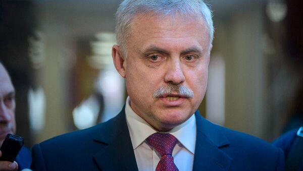 Секретарь Совета безопасности Беларуси Станислав Зась - Sputnik Беларусь