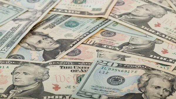 Доллары, архивное фото - Sputnik Беларусь