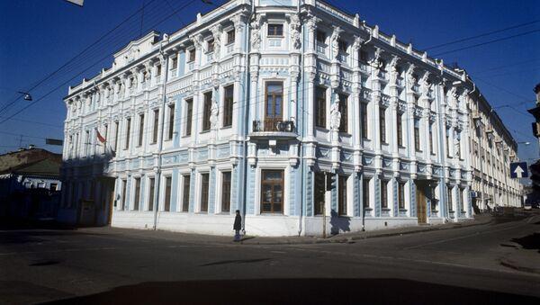 Посольство Беларуси в России - Sputnik Беларусь