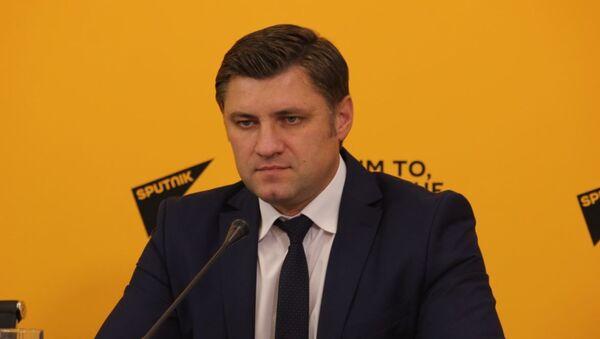 Начальник главного управления внешнеэкономической деятельности Минсельхозпрода Беларуси Алексей Богданов  - Sputnik Беларусь