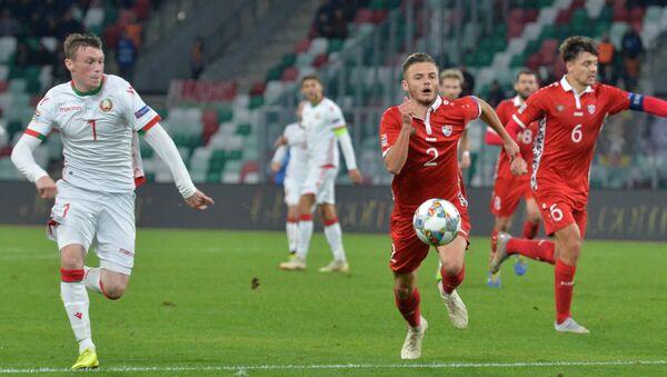 Игровой момент матча - Sputnik Беларусь