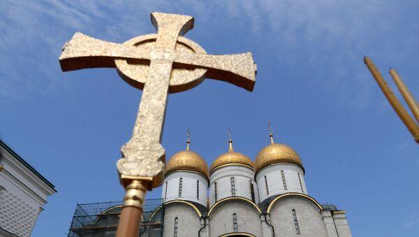 Крыж падчас літургіі - Sputnik Беларусь