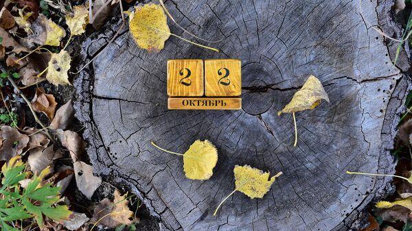 Календарь 22 октября - Sputnik Беларусь