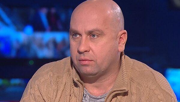 Эксперт в области безопасности, ветеран группы антитеррора Альфа, подполковник запаса Андрей Попов  - Sputnik Беларусь