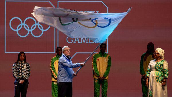Цырымонія закрыцця III летніх юнацкіх Алімпійскіх гульняў адбылася ў Буэнас-Айрэсе - Sputnik Беларусь