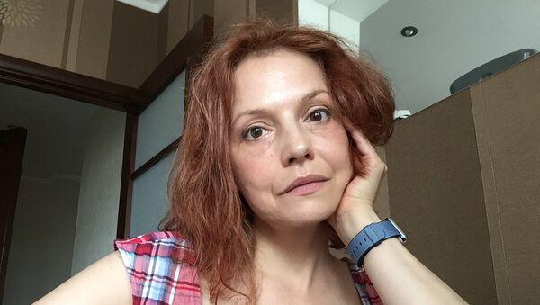 Журналист, экономический обозреватель, публицист Валерия Костюгова - Sputnik Беларусь