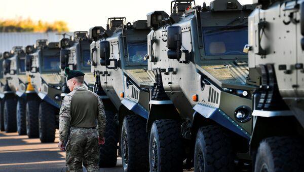 Войска НАТО готовятся к отправке в Норвегию - Sputnik Беларусь