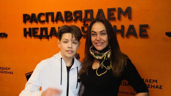 Ястрэмскі і Драздова: як ідзе падрыхтоўка да дзіцячага Еўрабачання 2018 - Sputnik Беларусь