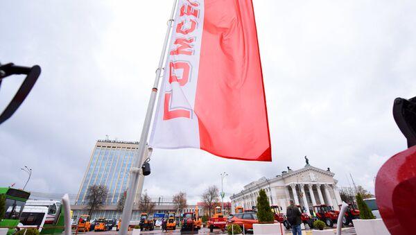 Главная выставка Форума развернулась на площади Ленина в Гомеле - Sputnik Беларусь