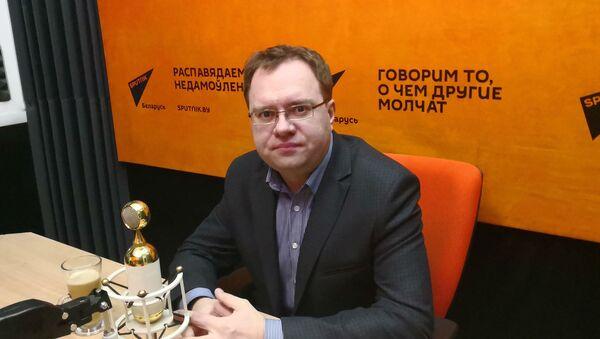 Левковский: ожидания от Форума регионов в Гомеле и причины падения зарплат - Sputnik Беларусь