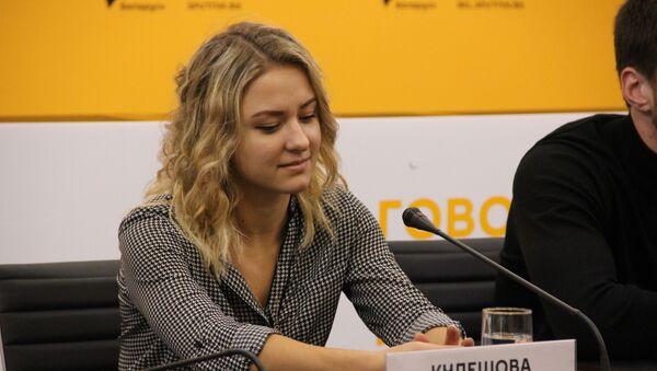 Чемпионка Европы по ММА Антонина Кулешова - Sputnik Беларусь