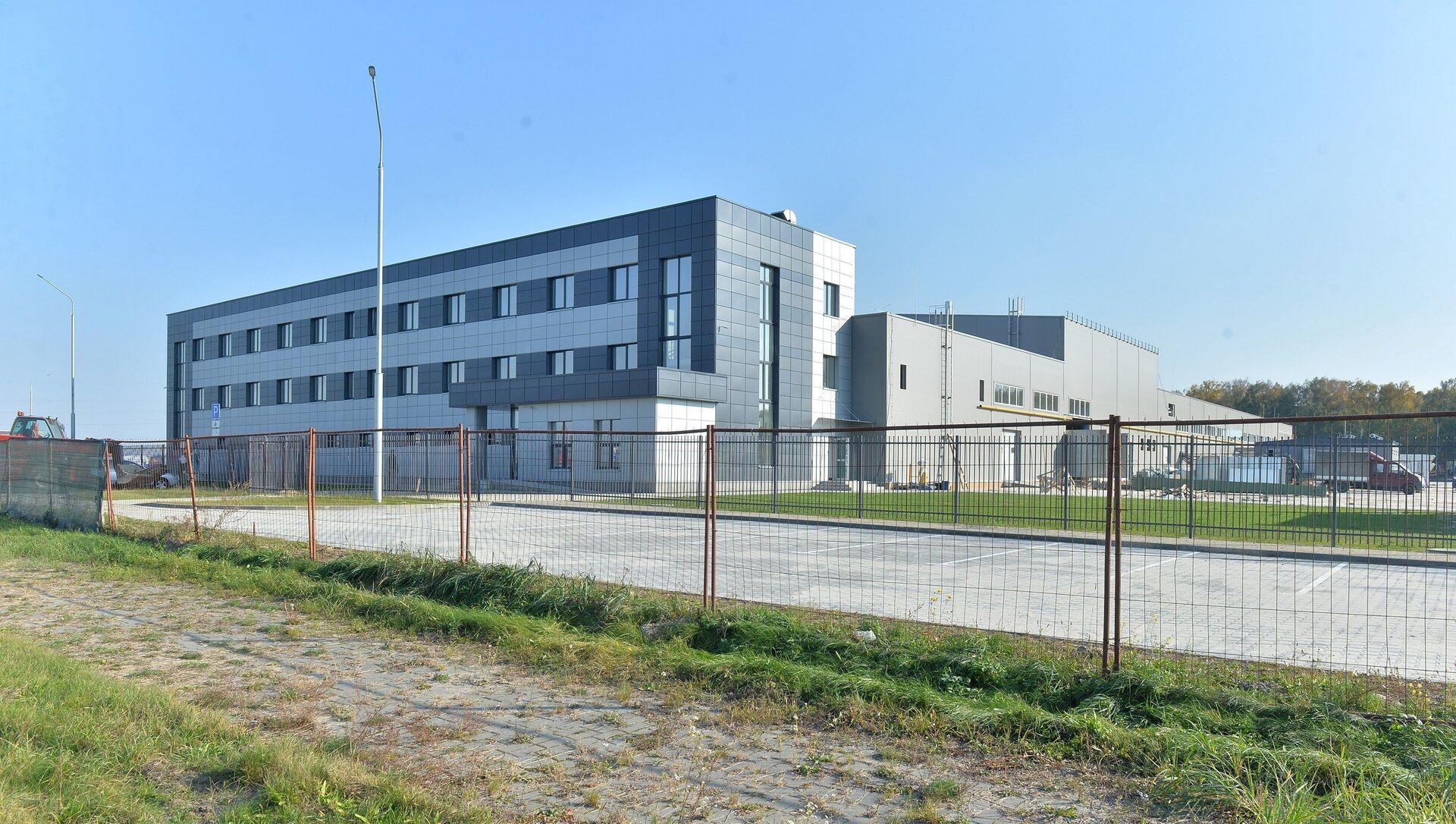 Инвестор 1AK-GROUP возводит аккумуляторный завод в СЭЗ Брест   - Sputnik Беларусь, 1920, 18.03.2021