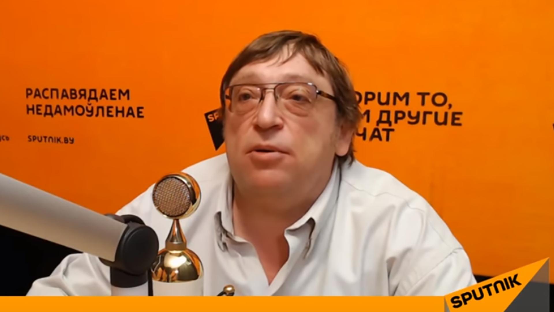 Доктор гуманитарных наук, политический аналитик Александр Федута - Sputnik Беларусь, 1920, 12.04.2021