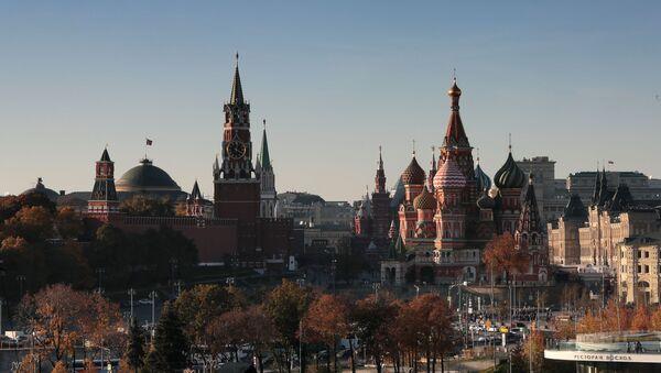 Московский кремль, архивное фото - Sputnik Беларусь