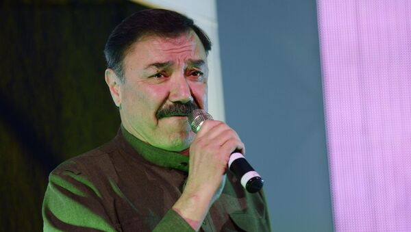 Акцёр Рустам Сагдулаеў  - Sputnik Беларусь