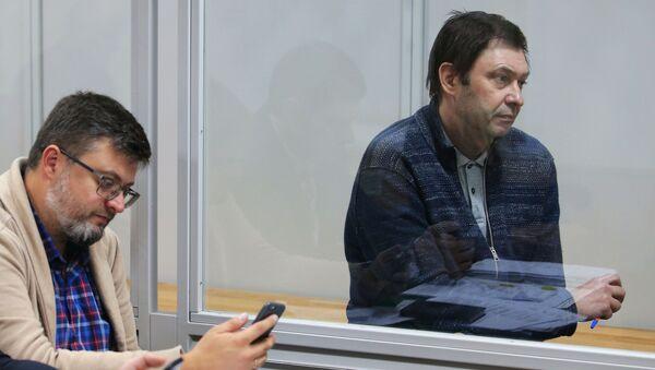 Абарона Вышынскага падала апеляцыю на падаўжэнне арышту - Sputnik Беларусь