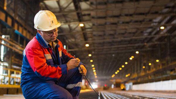 В цехах БМЗ постоянно ведется освоение новых сверх- и ультравысокопрочных конструкций металлокорда для ведущих производителей шин - Sputnik Беларусь