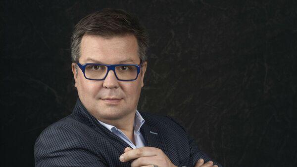 Историк, политолог Алексей Мартынов - Sputnik Беларусь