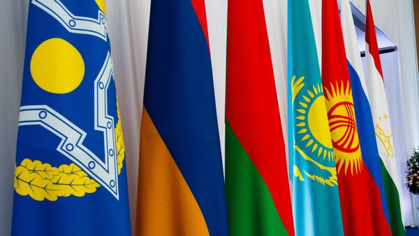 Совместное заседание СМИД, СМО и СБ ОДКБ в Астане - Sputnik Беларусь