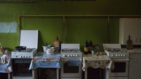 Кухня в общежитии, архивное фото - Sputnik Беларусь