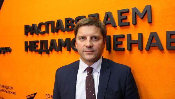 Эйсмонт: назначение Семашко, ЧП в Арена Сити и детское Евровидение - Sputnik Беларусь