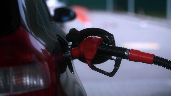 Повышение цен на бензин - Sputnik Беларусь