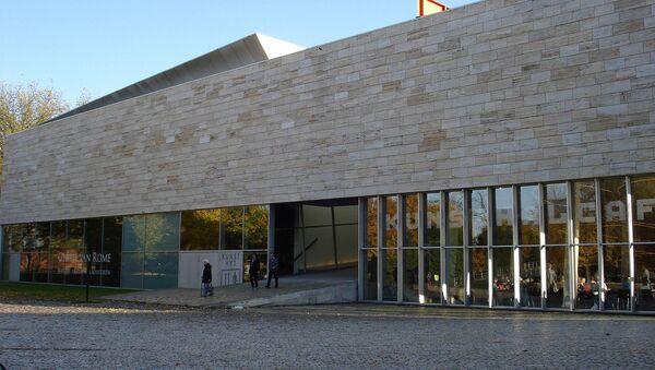 Музей Кюнстхал у Нідэрландах абрабавалі ў 2012 годзе - Sputnik Беларусь