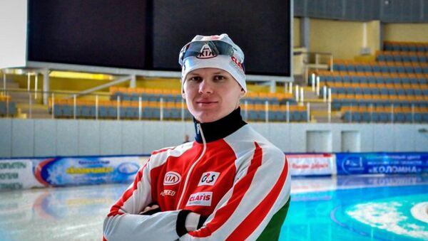 Белорусский конькобежец Виталий Михайлов  - Sputnik Беларусь