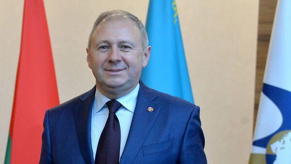 Былы прэм'ер-міністр Сяргей Румас - Sputnik Беларусь