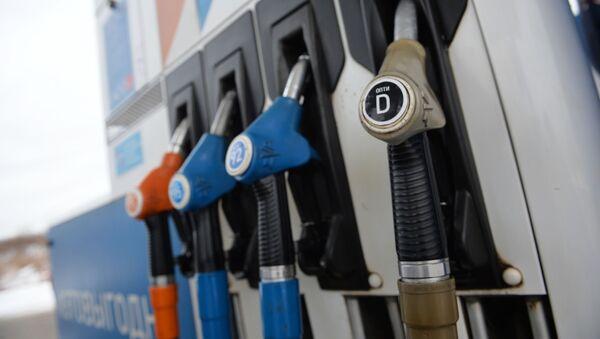 Продажа дизельного топлива - Sputnik Беларусь