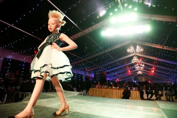 Альбиносы в Африке - Sputnik Беларусь