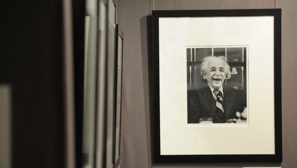Работа Рут Оркин Альберт Эйнштейн, архивное фото - Sputnik Беларусь