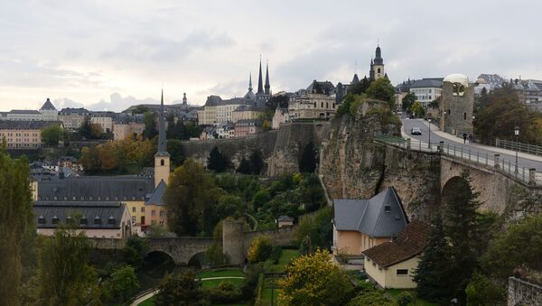 Вид на Люксембург - Sputnik Беларусь