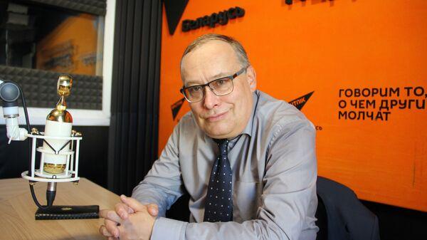 Руководитель Центра белорусских исследований Института Европы РАН, профессор Николай Межевич  - Sputnik Беларусь