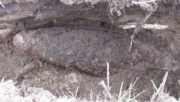 Найденный снаряд - Sputnik Беларусь