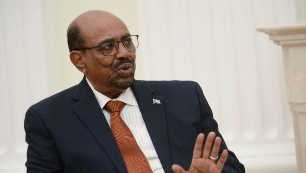 Президент Судана Омаром Хасан Ахмед аль-Башир - Sputnik Беларусь