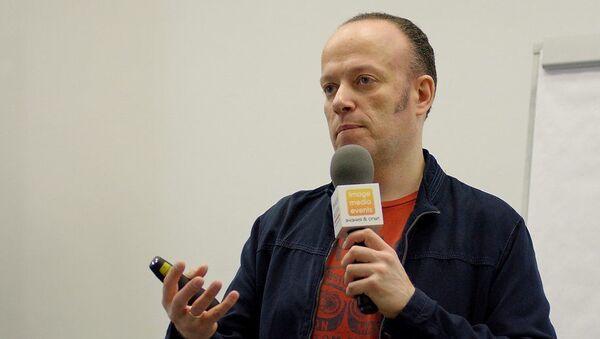Руководитель Лаборатории комьюнити Владислав Титов - Sputnik Беларусь