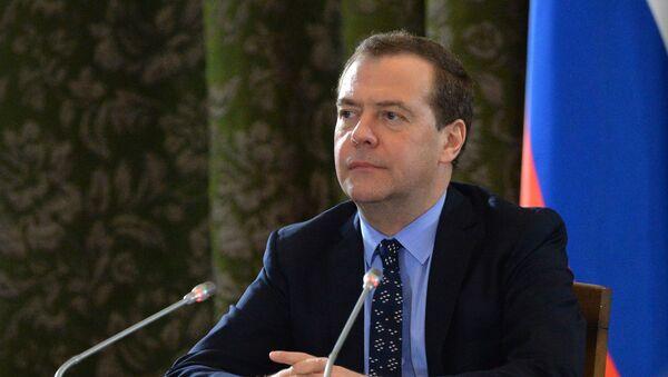 Рабочий визит премьер-министра РФ Д. Медведева в Беларусь - Sputnik Беларусь
