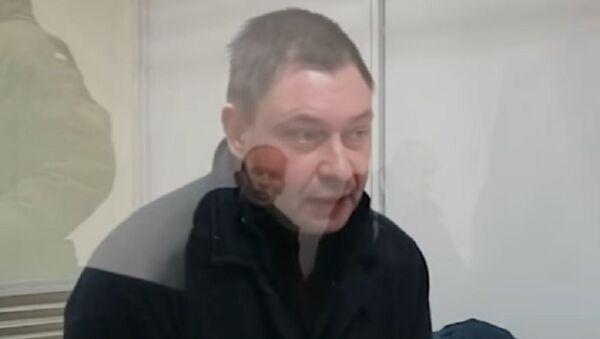 Вышынскі патлумачыў праваабаронцам, у чым яго абвінавачваюць - Sputnik Беларусь