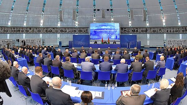 Совещание у президента Александра Лукашенко по вопросам развития летних видов спорта - Sputnik Беларусь